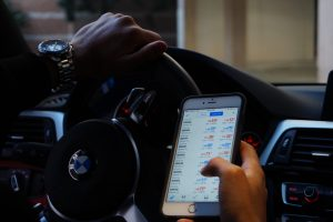 Trader depuis votre smartphone