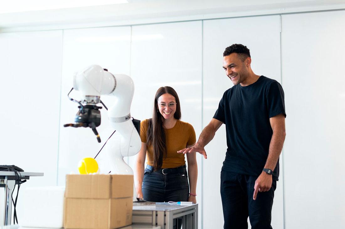 Bras robotisé industriel : une solution pleine de promesses